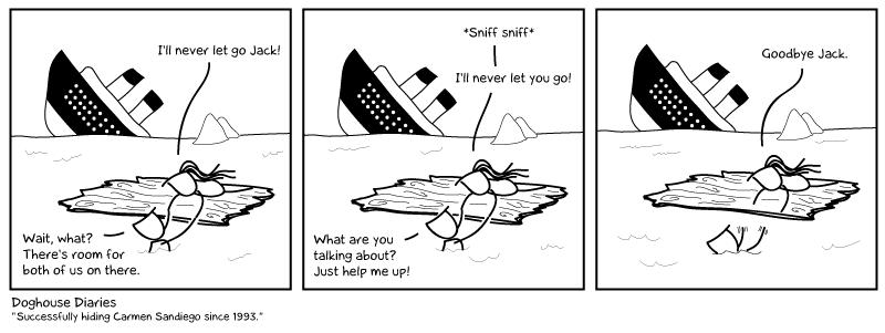 Favorite Comic Strips (2/5)