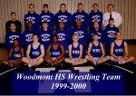My very first team as a head wrestling coach.