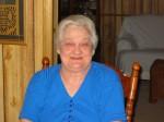 Granny Hughes (Ima) on Christmas Eve 2003.