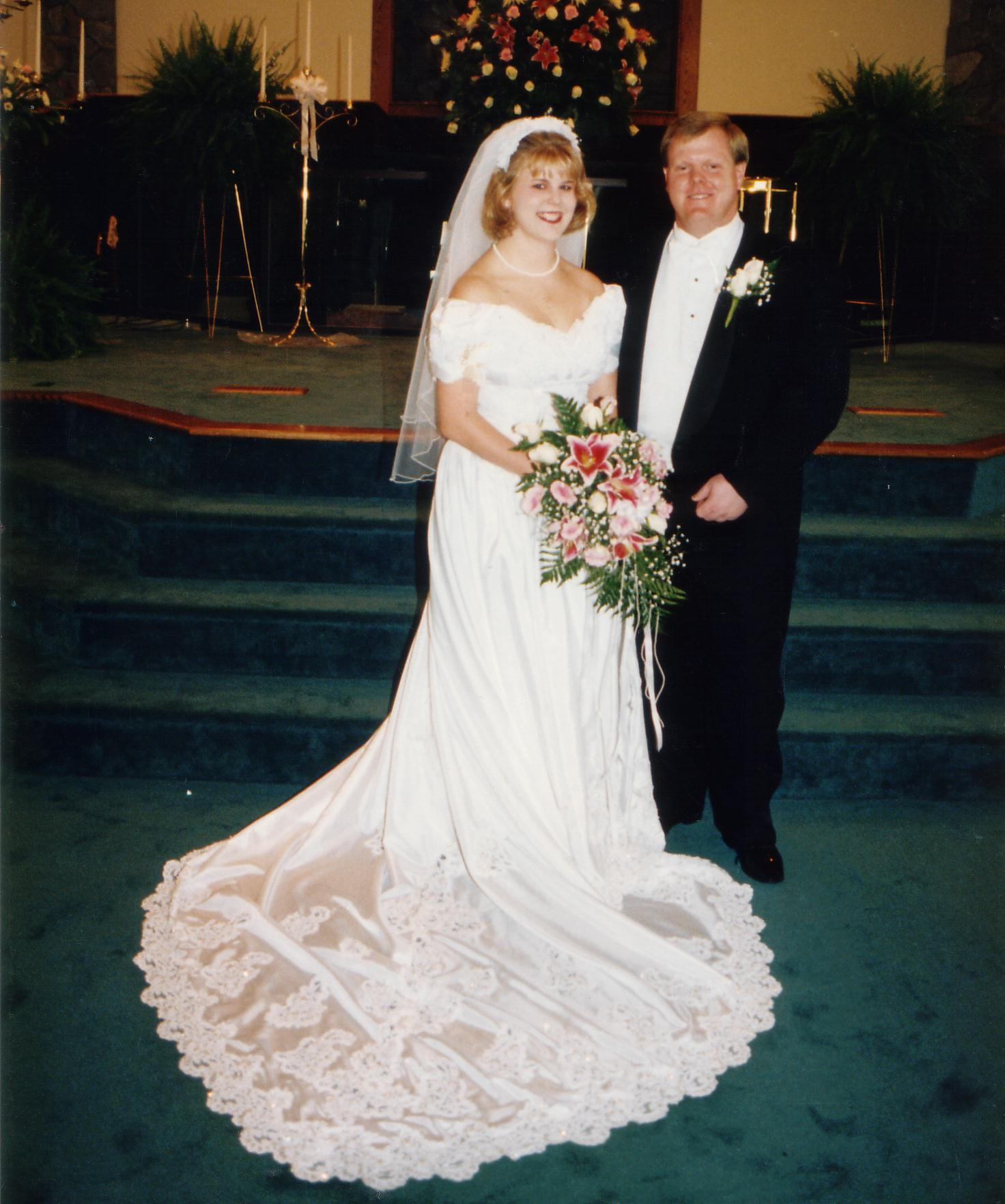 Happy Anniversary Budge Granny Beads And Grocery Store Feet