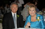Aunt Cathy and Uncle Larry at Zach's wedding.