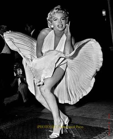 Happy Birthday, Norma Jean Baker, wherever you are! (2/3)