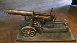 """Whatever happens we have got / the Maxim gun and they have not""  But, alas, they did."