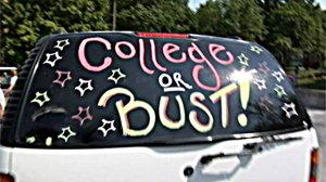 college or bust
