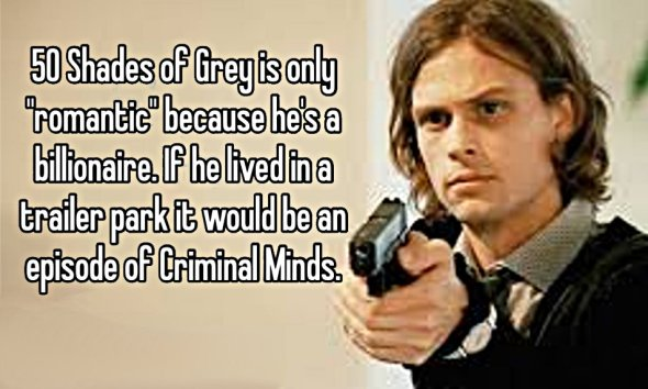 50 Shades Criminal Minds